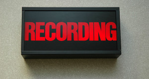 LitRecordingStudioSign